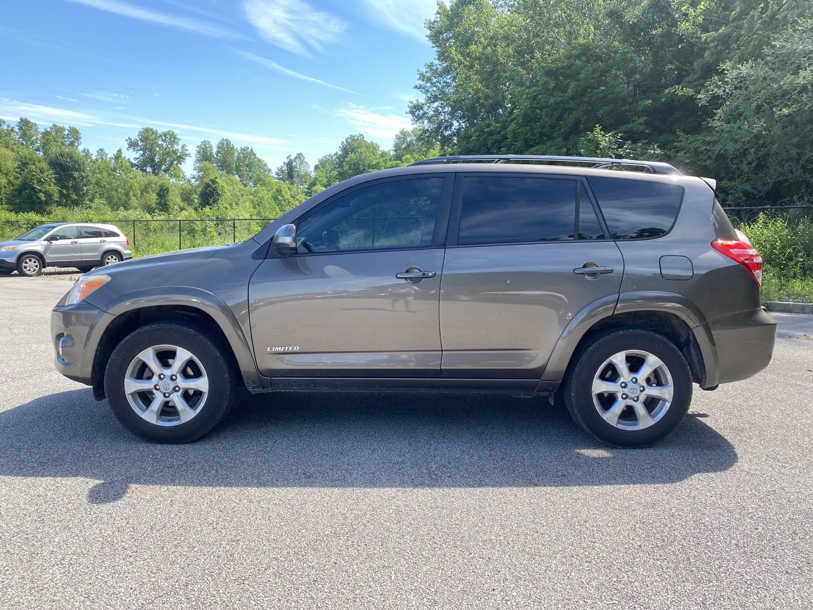 Pre-Owned 2009 Toyota RAV4 Limited