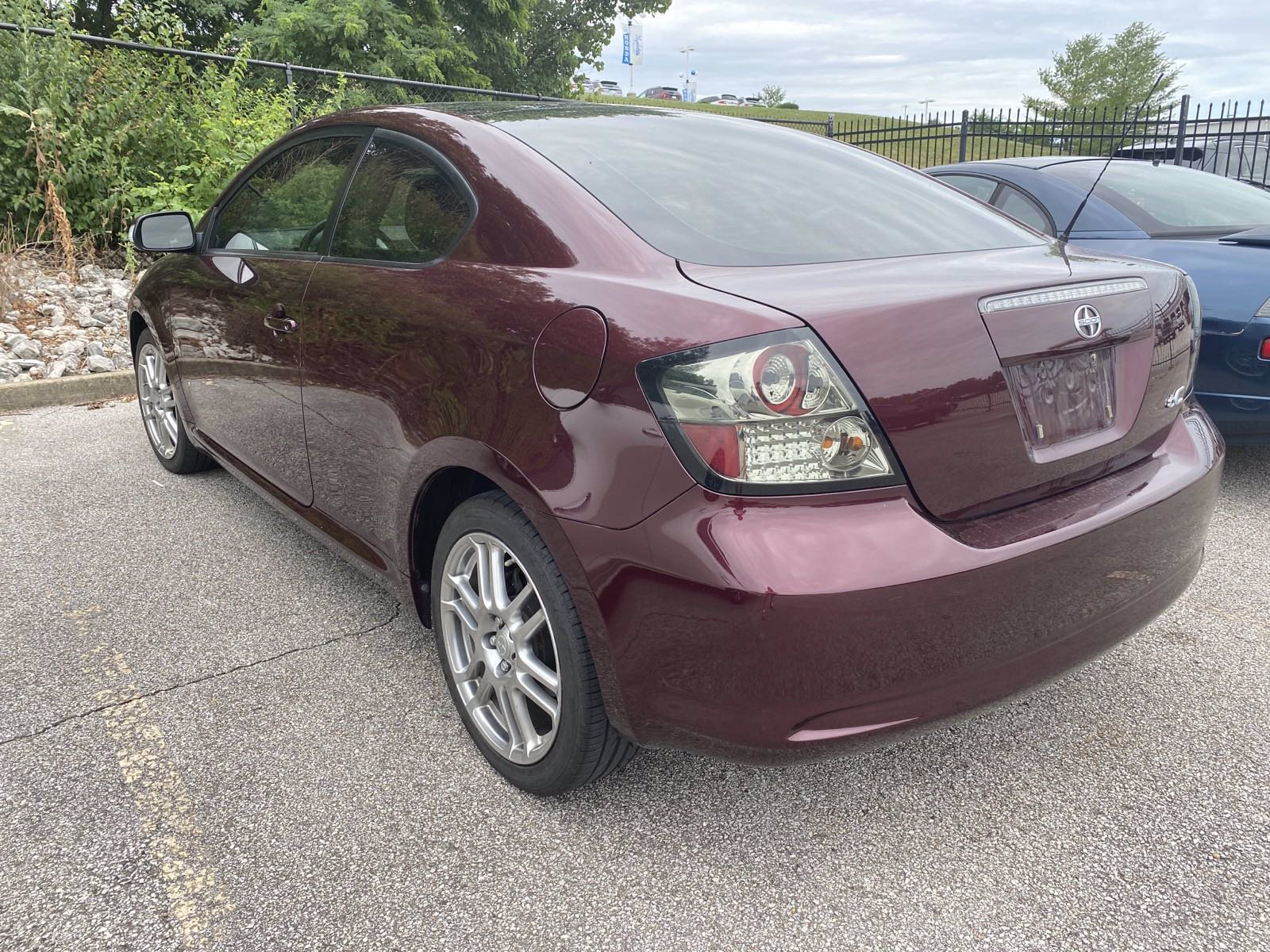 Pre-Owned 2007 Scion tC Base